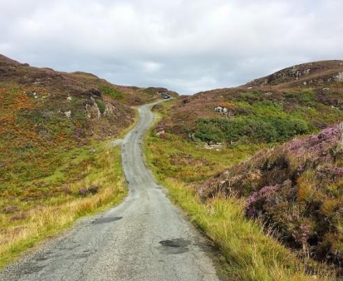 Szkocja w pigułce czyli wyspa Skye