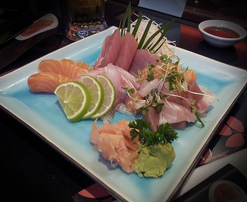 Próbowaliście może sashimi?